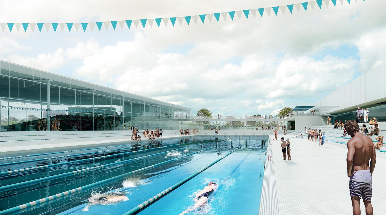 Culture sport guervilly mauffret - Piscine stade nautique caen ...