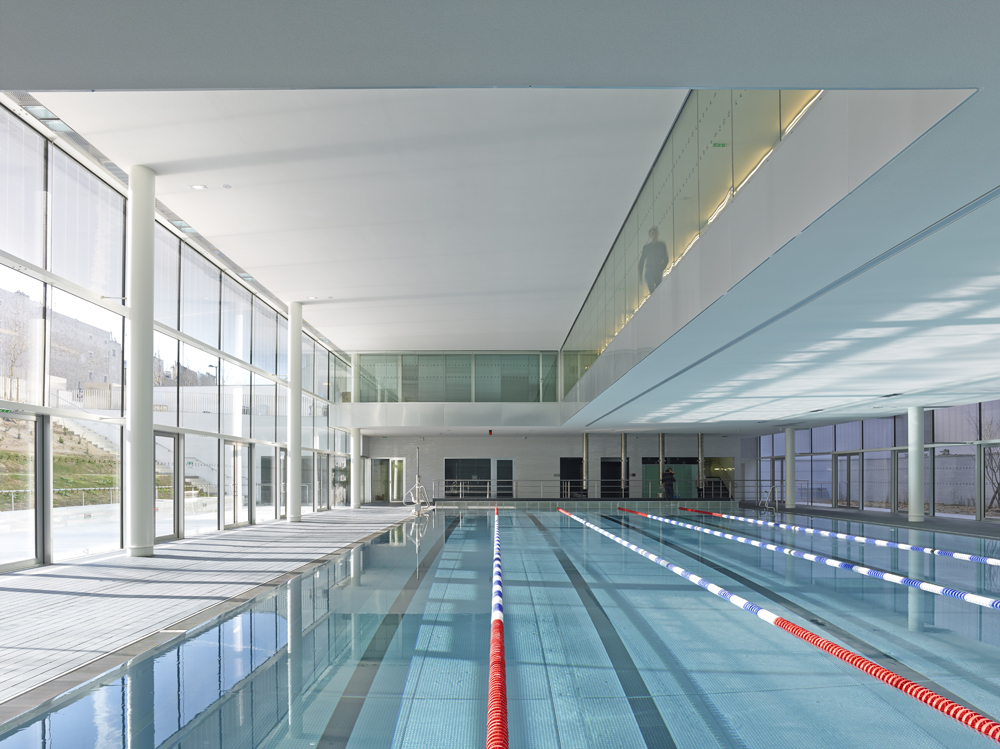 Culture sport guervilly mauffret for Piscine beaujon